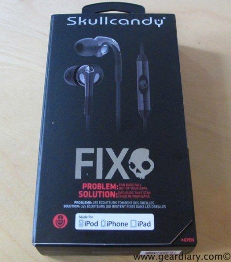 Earbud Review: Skullcandy FIX Earbuds  Earbud Review: Skullcandy FIX Earbuds  Earbud Review: Skullcandy FIX Earbuds  Earbud Review: Skullcandy FIX Earbuds  Earbud Review: Skullcandy FIX Earbuds  Earbud Review: Skullcandy FIX Earbuds  Earbud Review: Skullcandy FIX Earbuds  Earbud Review: Skullcandy FIX Earbuds  Earbud Review: Skullcandy FIX Earbuds